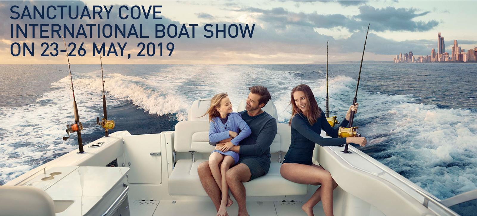 Sanctuary Cove Boat Show 2019