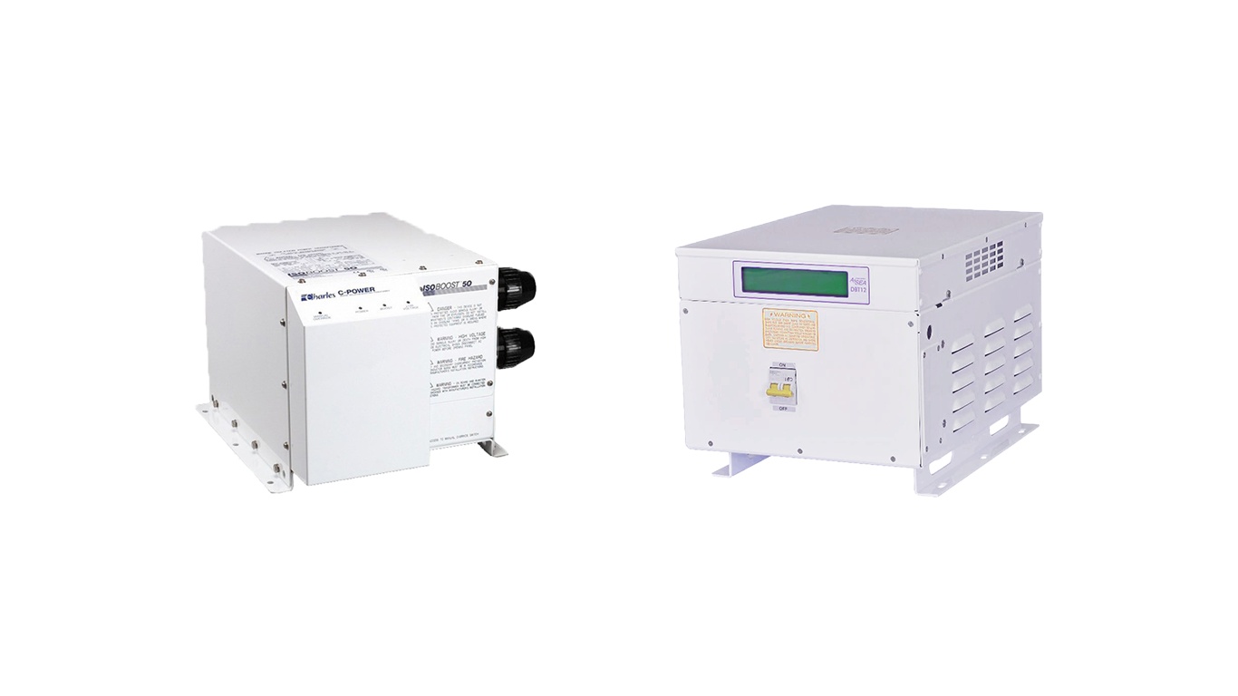 DOCK BOOST TRANSFORMER FAMILY GROWS: An Undeniable Upgrade From The Charles Iso-Boost